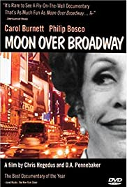 Moon Over Broadway (1997) Poster - Movie Forum, Cast, Reviews