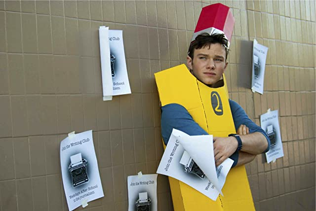 Chris Colfer in Struck by Lightning (2012)