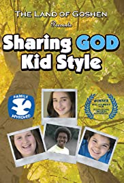 Sharing God Kid Style Poster