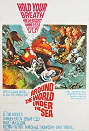 Around the World Under the Sea (1966) Poster - Movie Forum, Cast, Reviews