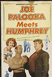 Joe Palooka Meets Humphrey Poster