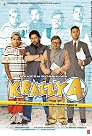 Krazzy 4 (2008) Poster - Movie Forum, Cast, Reviews