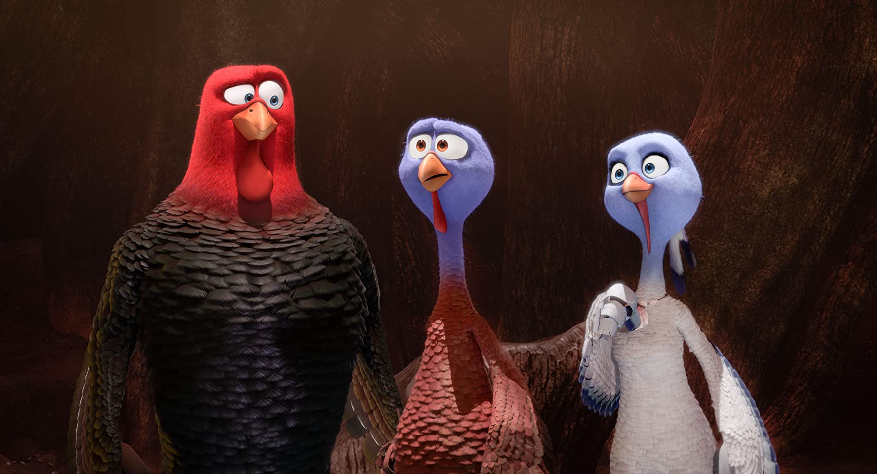 Vaya pavos (Free Birds)