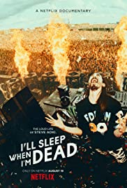 I'll Sleep When I'm Dead (2016) Poster - Movie Forum, Cast, Reviews
