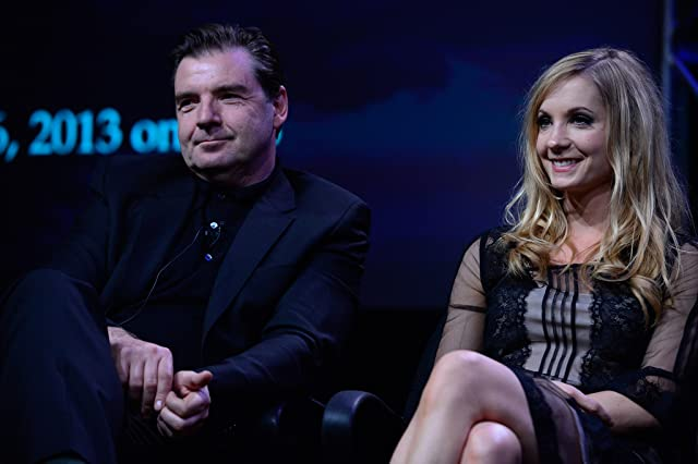 Brendan Coyle and Joanne Froggatt at an event for Downton Abbey (2010)