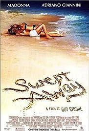 Swept Away(2002) Poster - Movie Forum, Cast, Reviews