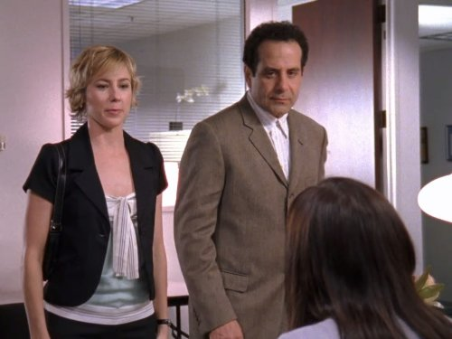 Monk: Mr. Monk Goes to the Office | Season 4 | Episode 4
