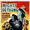 Terry Moore and Mr. Joseph Young in Mighty Joe Young (1949)