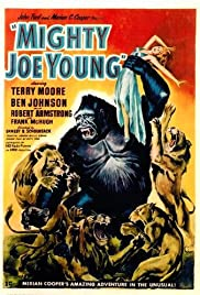 Mighty Joe Young(1949) Poster - Movie Forum, Cast, Reviews