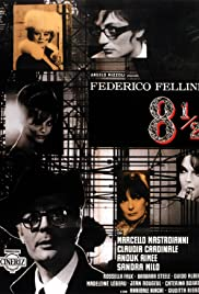 8½ (1963) Poster - Movie Forum, Cast, Reviews