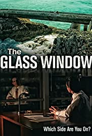The Glass Window Poster