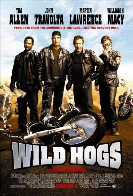 Wild Hogs 2007 720p BRRip Dual Audio fullmovie watch online free download