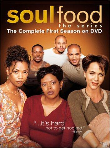 Vanessa Williams, Rockmond Dunbar, Boris Kodjoe, Nicole Ari Parker, and Malinda Williams in Soul Food (2000)