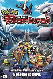 Pokémon: The Rise of Darkrai(2007) Poster - Movie Forum, Cast, Reviews