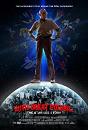 With Great Power: The Stan Lee Story (2010) Poster - Movie Forum, Cast, Reviews