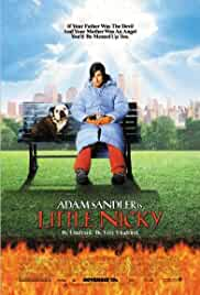 Little Nicky (2000) HDTVRip 720p 850MB Dual Audio ( Hindi – English) MKV