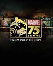 Marvel: 75 Years, From Pulp to Pop! poster