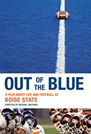 Out of the Blue: A Film About Life and Football Poster