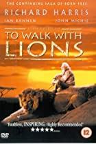 To Walk with Lions (1999) Poster