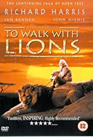 To Walk with Lions Poster