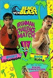 WCW Beach Blast Poster