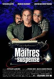 Les maîtres du suspense Poster
