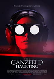 The Ganzfeld Haunting Poster