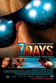 7 días Poster