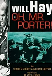 Oh, Mr. Porter! (1937) Poster - Movie Forum, Cast, Reviews