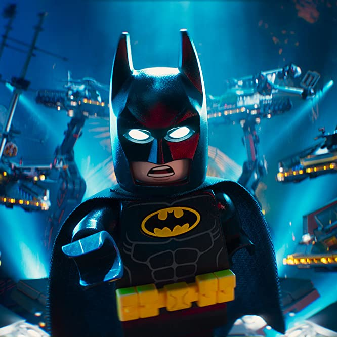 Will Arnett in The LEGO Batman Movie (2017)