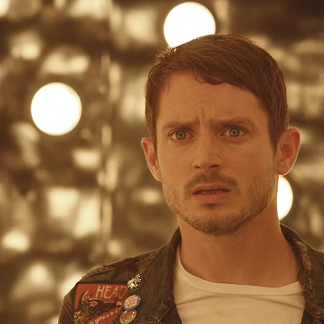 Elijah Wood in Dirk Gently's Holistic Detective Agency (2016)