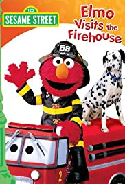 Elmo Visits the Firehouse Poster