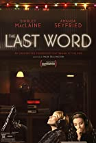 The Last Word (2017) Poster