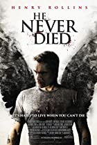 Image of He Never Died