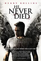 Primary image for He Never Died