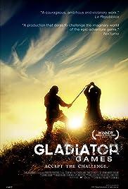 Gladiator Games Poster