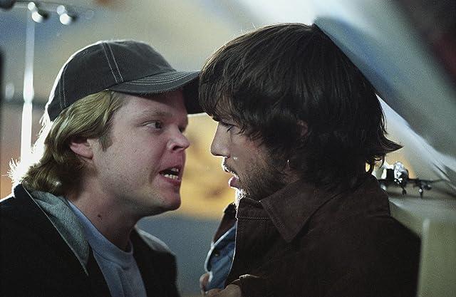 Ashton Kutcher and Elden Henson in The Butterfly Effect (2004)