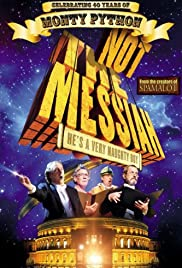 Not the Messiah: The Road to the Albert Hall Poster