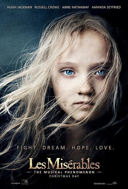 Isabelle Allen in Les Misérables (2012)