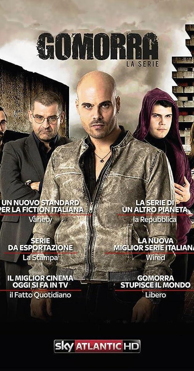 Gomorra: La Serie (TV Series 2014– )
