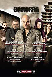 Gomorra tv poster