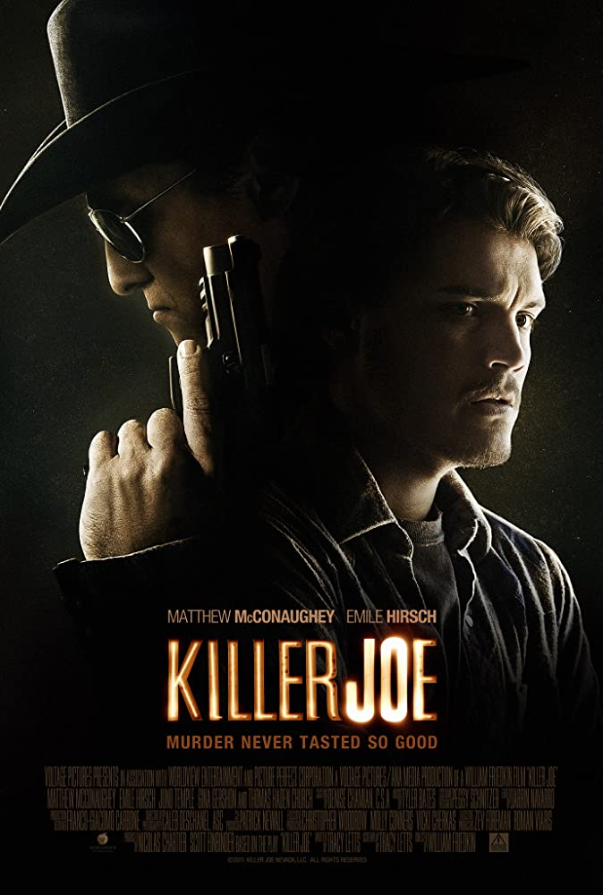 Killer Joe poster do filme