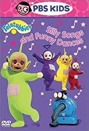 Teletubbies: Silly Songs and Funny Dances Poster