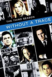 Without a Trace Poster - TV Show Forum, Cast, Reviews