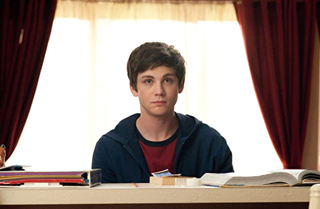 Logan Lerman in The Perks of Being a Wallflower (2012)