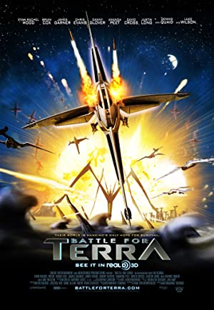 Battle for Terra poster