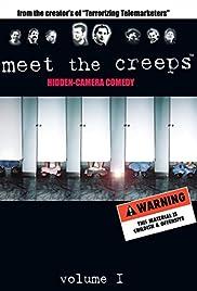 Meet the Creeps, Vol. 1 Poster