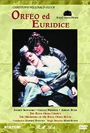 Orfeo ed Euridice Poster