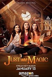 Just Add Magic Poster - TV Show Forum, Cast, Reviews