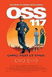 OSS 117: Cairo, Nest of Spies(2006) Poster - Movie Forum, Cast, Reviews